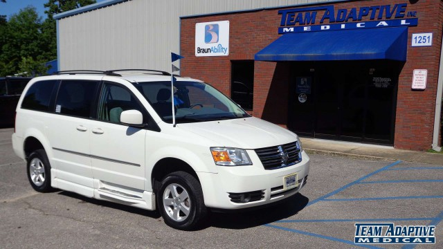 Perkinston Ms Wheelchair, Vans 2010 Dodge Grand Caravan BraunAbility Dodge Entervan XTwheelchair van for sale