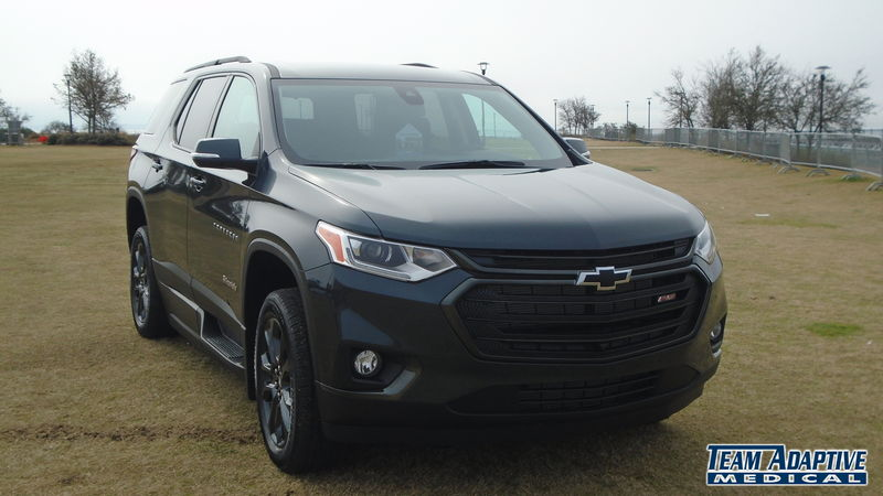 Chevrolet Traverse Image
