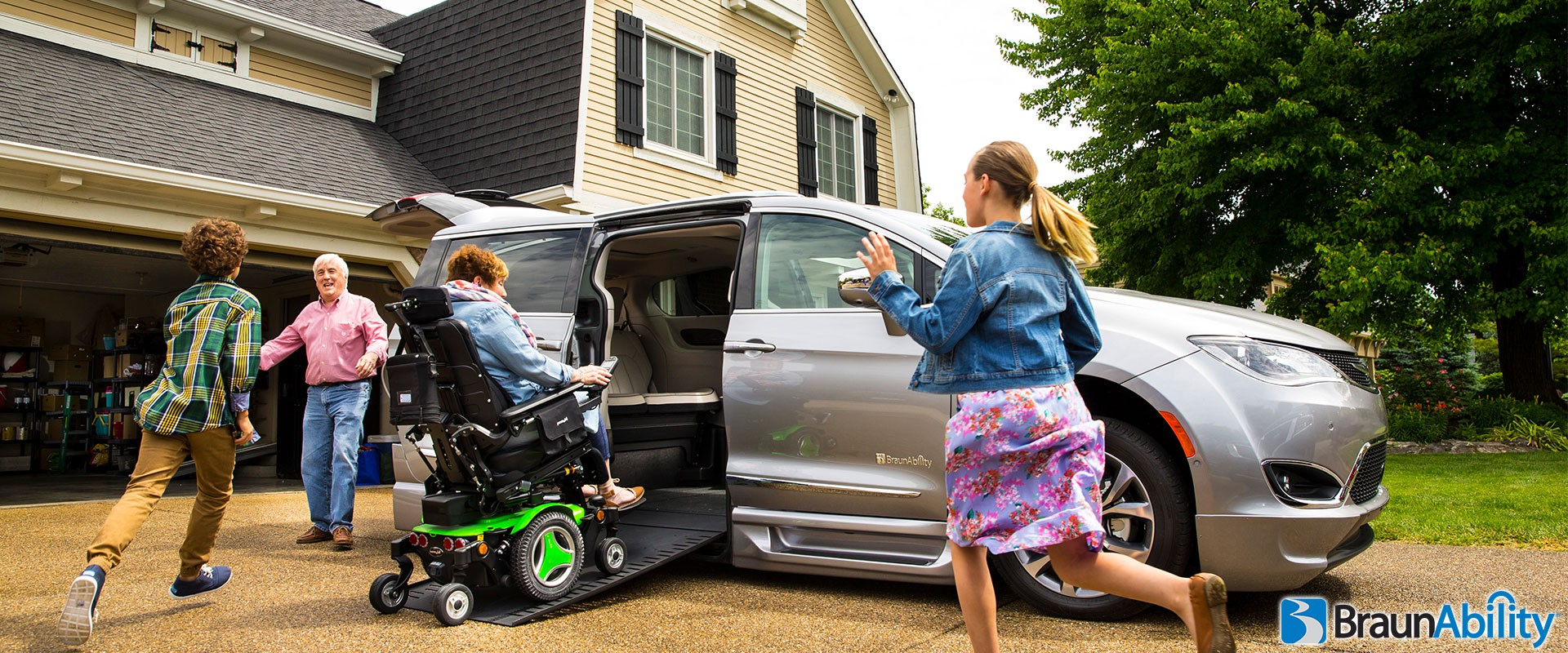 BraunAbility Wheelchair Vans For Sale The Gulf Coast