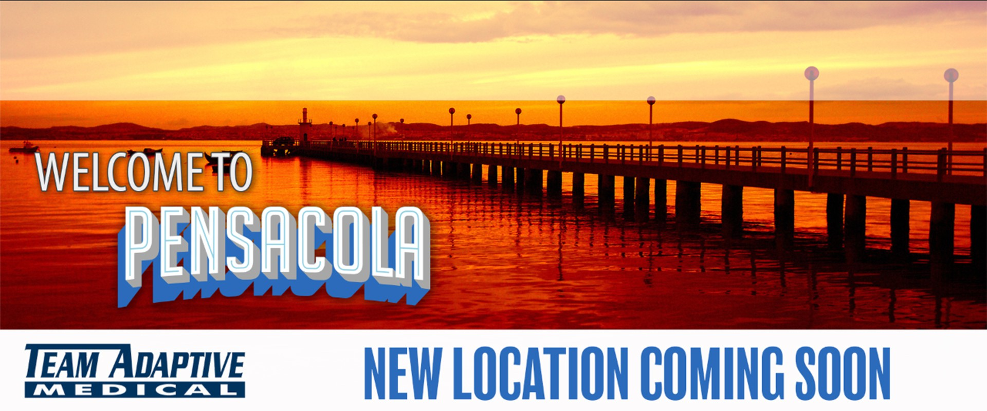New Location - Pensacola Florida The Gulf Coast