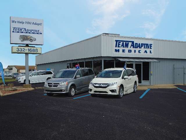 Team Adaptive's Facility in Pensacola, Florida