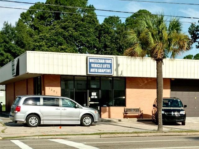 Team Adaptive's Facility in Panama City, FL