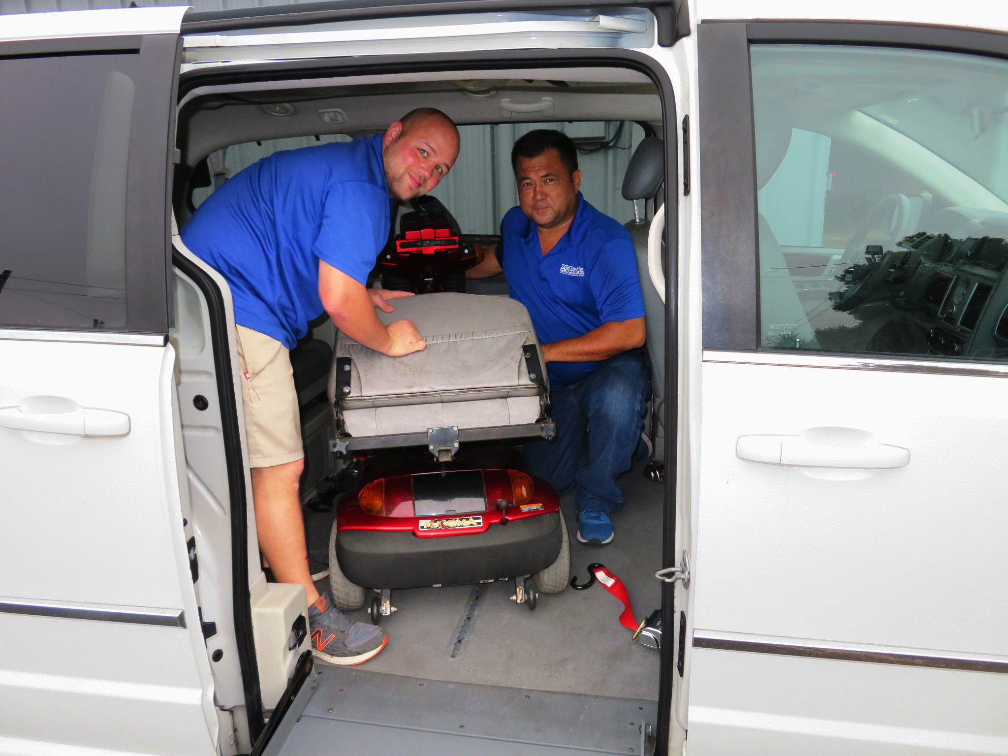 Wheelchair Van Service Serving MS, FL and AL