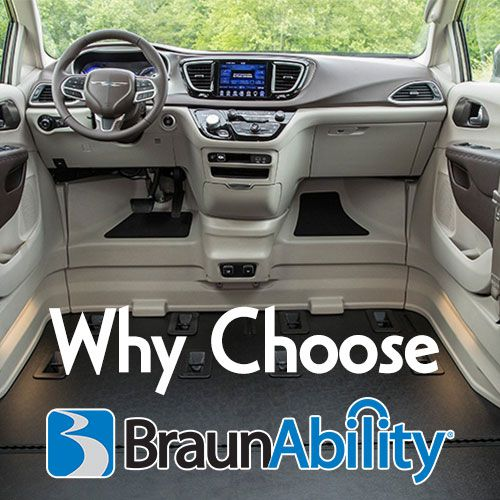 Braunability Wheelchair Vans